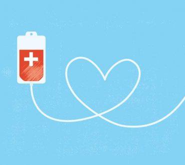 Αιμοδοσία: 4 αναπάντεχα οφέλη για την υγεία μας