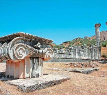 Ο Ηρόστρατος και ο ναός της Εφέσου