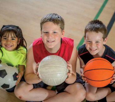 Αυτές είναι οι δεξιότητες που αποκτούν τα παιδιά όταν αθλούνται