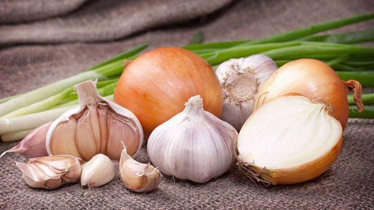 Σκόρδο - κρεμμύδι και καλή υγεία!