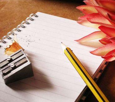 Το ημερολόγιο της ζωής σου να το γράφεις με μολύβι για να μπορείς να σβήνεις