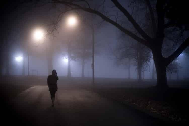 Την ομίχλη δε μπορείς να την προσπεράσεις, απλώς περιμένεις να χαθεί
