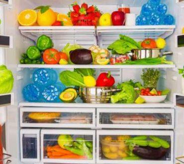 Πώς να διατηρήσετε τα φρούτα και τα λαχανικά φρέσκα στο ψυγείο