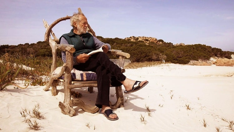 Η ιστορία του Mauro Morandi, του ανθρώπου που ζει μόνος του σε ένα νησί τα τελευταία 28 χρόνια
