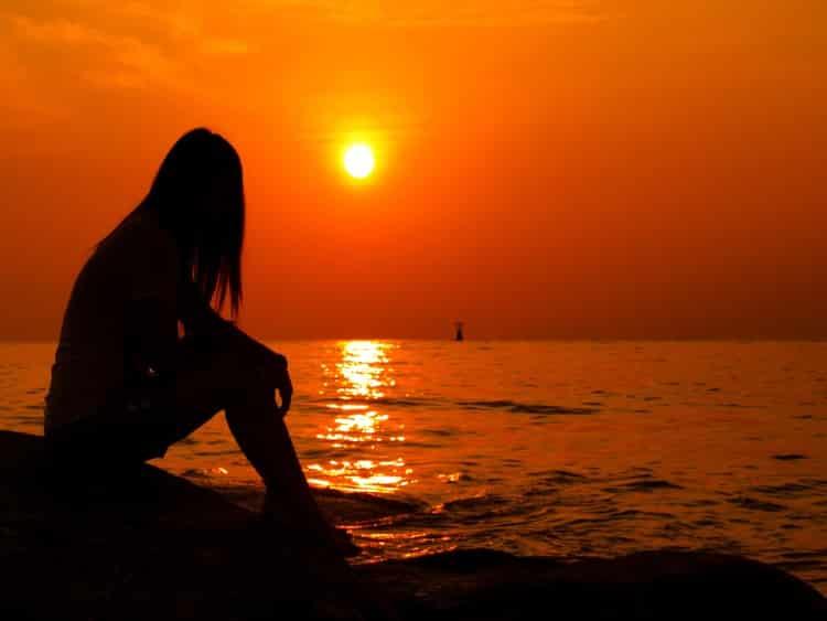 Όλοι χρειαζόμαστε μερικές φορές να μείνουμε μόνοι