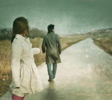 Χωρισμός, ένα τέλος μιας πορείας κοινής, μιας ανάγκης που έγινε θηλιά και έπνιξε την αγάπη