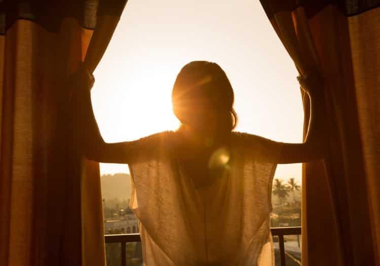Ανατέλλει η πρώτη μέρα μιας ζωής όπως την θέλεις, όπως σου αξίζει