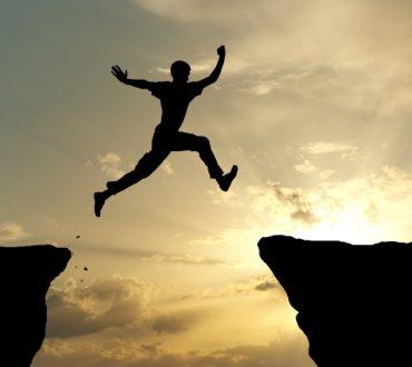 Ας μάθουμε ότι κάποιες φορές χρειάζεται να παίρνουμε και ρίσκο