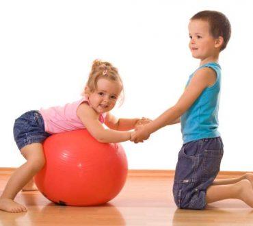 Η σημασία των προγραμμάτων κίνησης πρώιμης σχολικής ηλικίας για την ανάπτυξη του εγκεφάλου