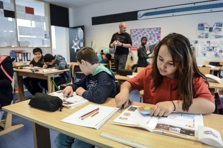 Το Βέλγιο εισάγει επίσημα τη διδασκαλία της ελληνικής γλώσσας στα σχολεία