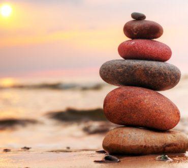 Δεν υπάρχει ισορροπία εργασίας-ζωής... όλα είναι μόνο ζωή. Η ισορροπία πρέπει να βρίσκεται μέσα σου!