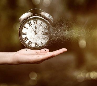Ο χρόνος σου ανήκει