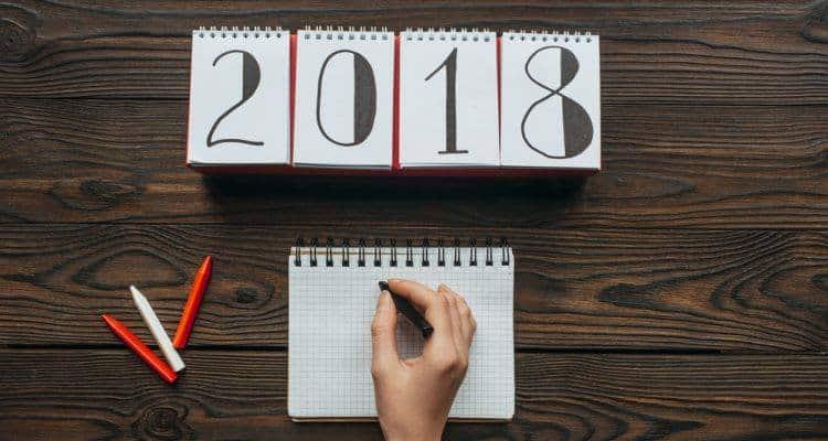 Ευχές για ένα διαφορετικό 2018