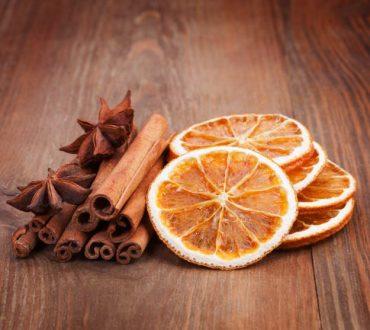 Μαγικό, μυρωδάτο, τολμηρό γιορτινό… πορτοκαλί