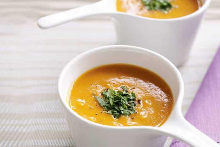 Χριστουγεννιάτικες συνταγές για σούπες