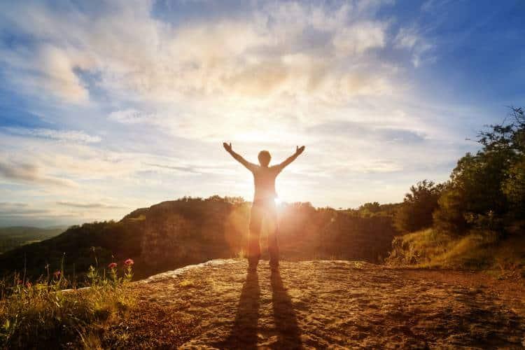 Ζήσε έχοντας πίστη στον εαυτό σου και στη ζωή