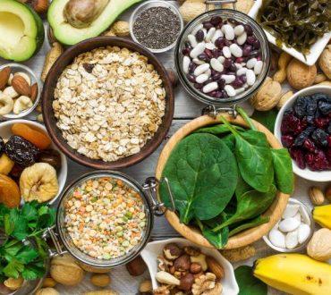 Οι 20 σημαντικότερες αντιοξειδωτικές τροφές
