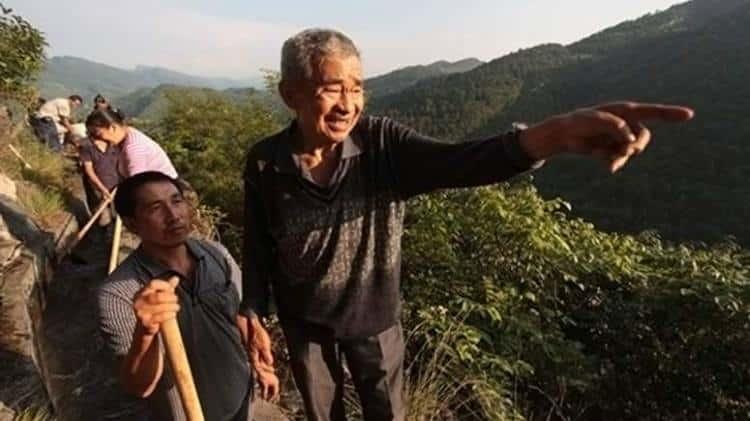 Ο άντρας που έσωσε το χωριό του από ξηρασία και ερήμωση