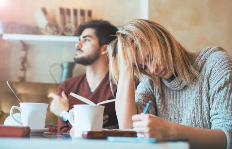 Το άγχος δεν είναι επιλογή... γι' αυτό μη λέτε «χαλάρωσε»!