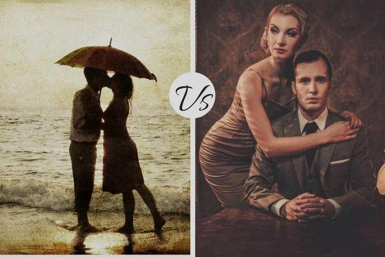 Ρομαντικοί ή ρεαλιστές; Το τεστ που βασίζεται στο έργο των Harold K. Frink και E. W. Burgess