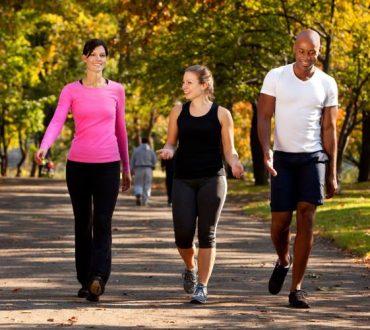 Περπάτημα - η φυσική θεραπεία με τα καλύτερα αποτελέσματα