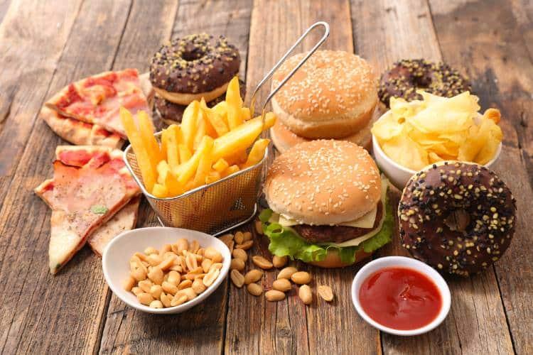 Θρεπτική αξία του γρήγορου φαγητού
