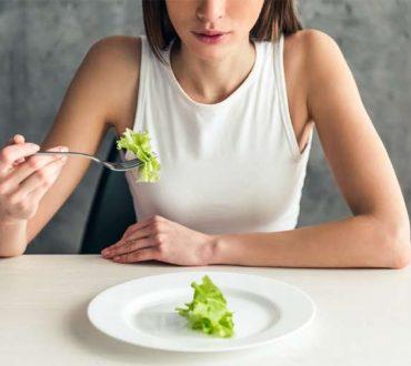 Οι διατροφικές διαταραχές συνδέονται με την εμφάνιση αγχωδών διαταραχών