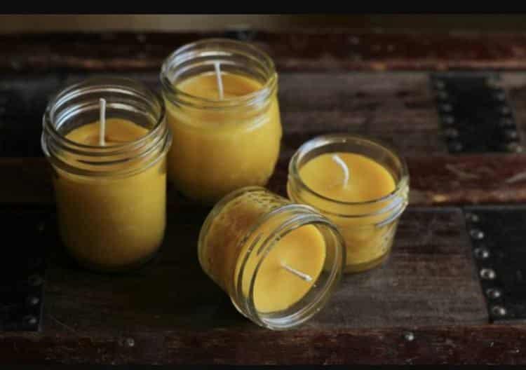 Φτιάξτε τα δικά σας υγιεινά κεριά