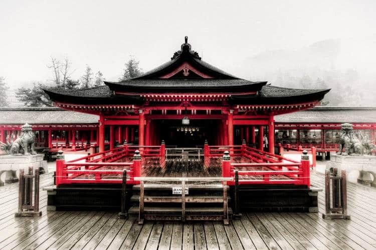 Γκοντάι: Η ιαπωνική φιλοσοφία των πέντε στοιχείων