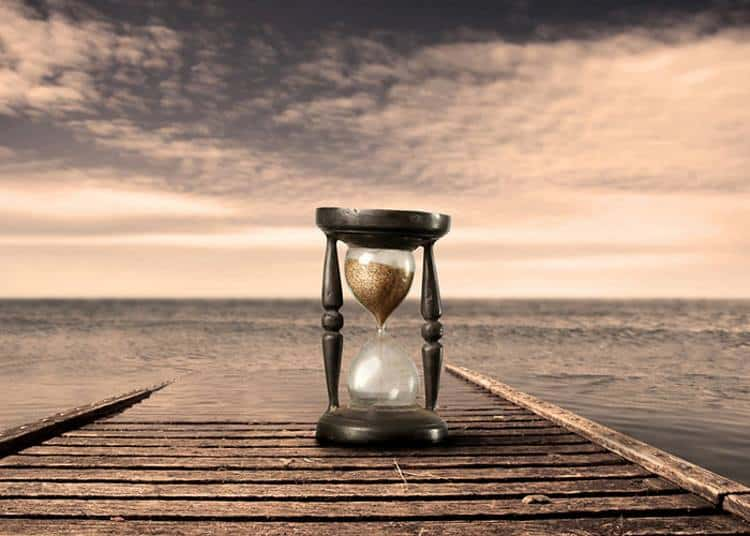 Ο Χρόνος γυρισμό δεν έχει