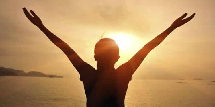 Η πρακτική της Ευγνωμοσύνης για την τροφή και το νερό