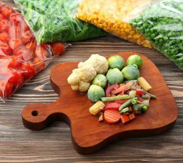Κατεψυγμένα λαχανικά που αξίζει να επιλέγετε και νόστιμοι τρόποι για να τα μαγειρεύετε