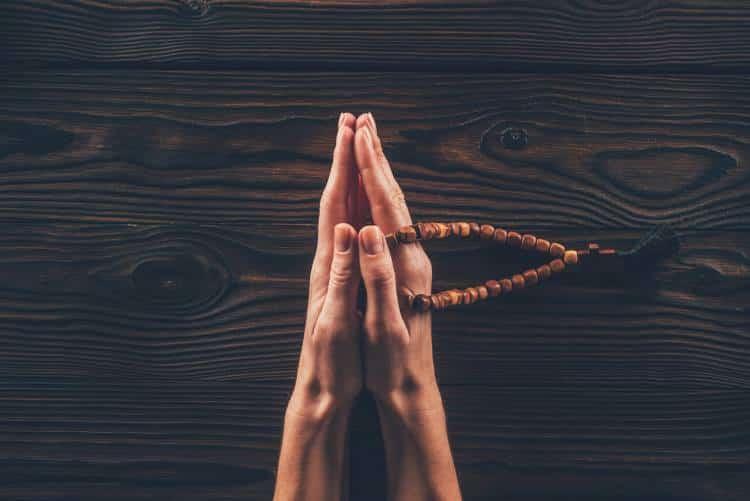 Η προσευχή είναι ένα δώρο για όλους τους ανθρώπους