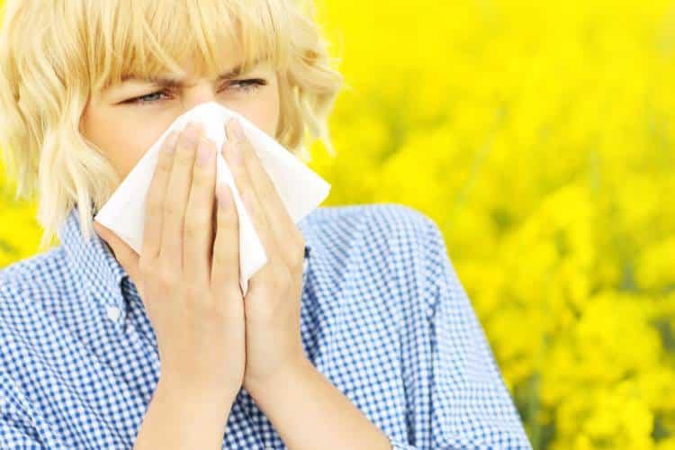 Πώς να αντιμετωπίσω τις αλλεργίες της άνοιξης;