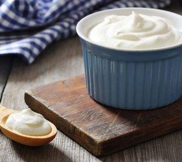 Το γιαούρτι μπορεί να μειώσει τις φλεγμονές, σύμφωνα με πρόσφατη έρευνα