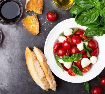 Μπορεί η μεσογειακή διατροφή να μας προστατεύσει από την ατμοσφαιρική ρύπανση;