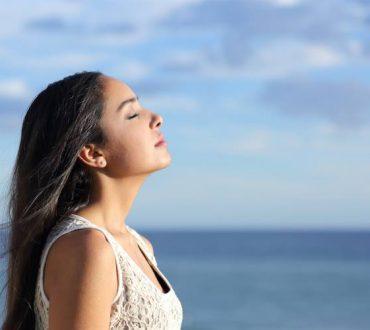 Η σωστή αναπνοή μπορεί να καταπολεμήσει την κατάθλιψη