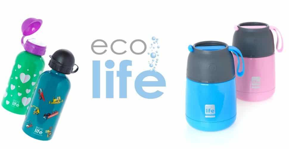 Υποδεχθείτε το καλοκαίρι με τα νέα μπουκάλια και θερμός της Ecolife!