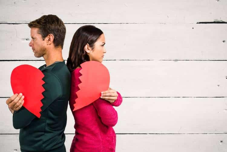 Τι μπορούμε να μάθουμε από ένα χωρισμό;