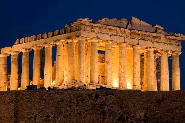 Η Ακρόπολη είναι το κορυφαίο τουριστικό αξιοθέατο της Ευρώπης για το 2018