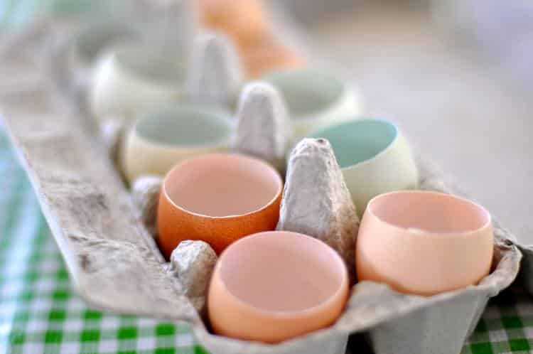 16 ασυνήθιστοι τρόποι να χρησιμοποιήσετε τα αυγά και τις χάρτινες θήκες τους