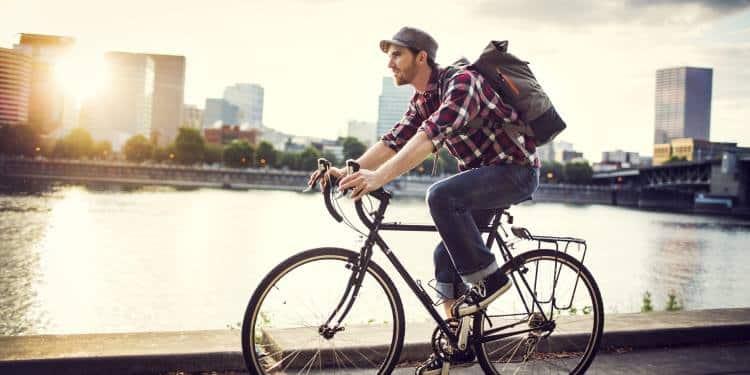 Ενθαρρύνοντας την ποδηλασία, οι πόλεις μπορούν να αντιμετωπίσουν την παχυσαρκία