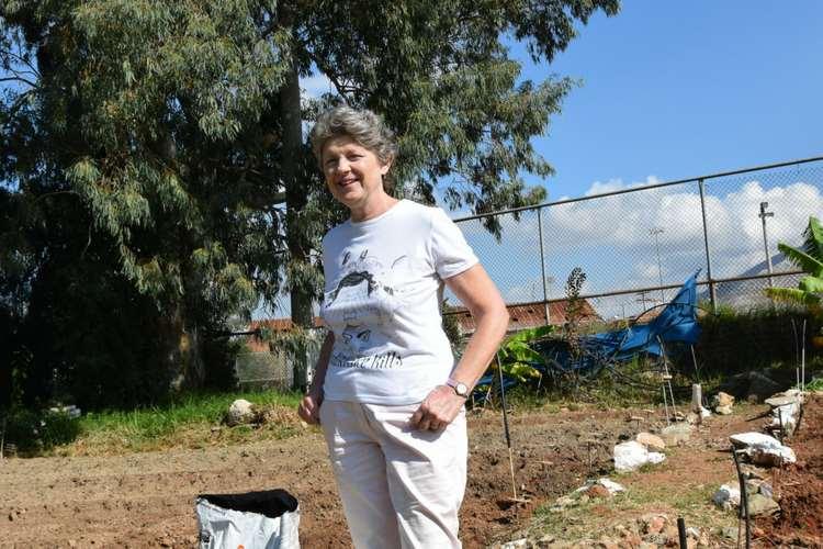 Ρίτα Χαριτάκη: Μια Ιταλίδα ακτιβίστρια που ζει για σχεδόν 40 χρόνια στην Ελλάδα και κάνει τη διαφορά