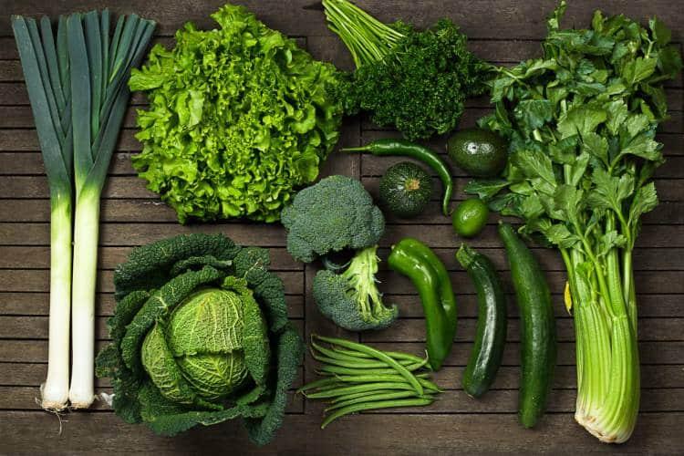 Τα 6 υγιεινότερα φυλλώδη πράσινα λαχανικά