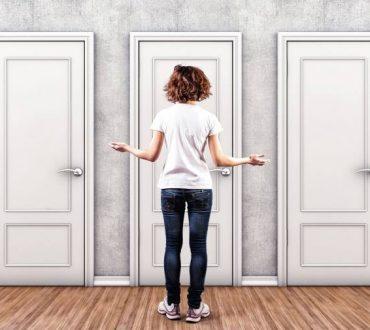 Οι αποφάσεις που βασίζονται στη διαίσθησή μας είναι οι πιο σταθερές, σύμφωνα με έρευνα