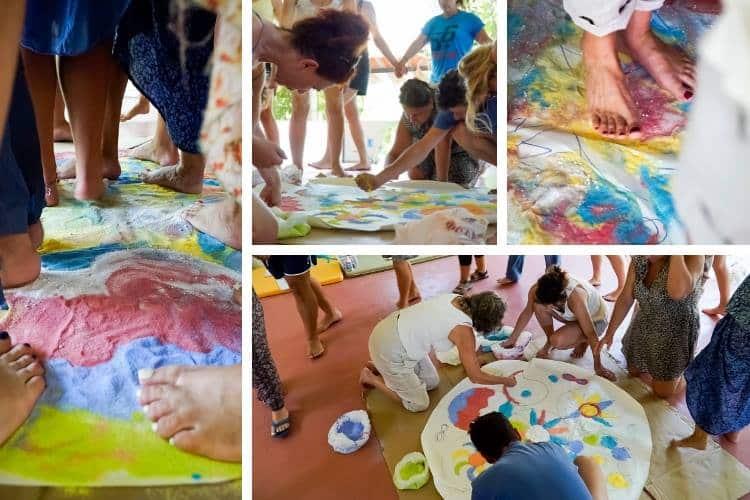 Εκφραστική θεραπεία μέσω τεχνών - Όταν η τέχνη θεραπεύει | Συνέντευξη με τη Τζέσικα Μαργαρίτη (Φωτογραφίες)
