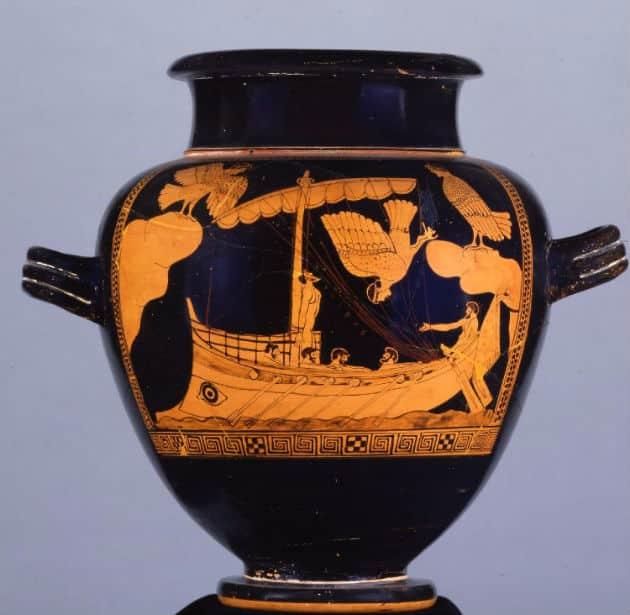 Αρχαιοελληνικό πλοίο 2.400 χρόνων βρέθηκε άθικτο στη Μαύρη Θάλασσα