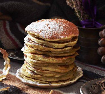 Πώς φτιάχνουμε σπιτικά αφράτα pancakes