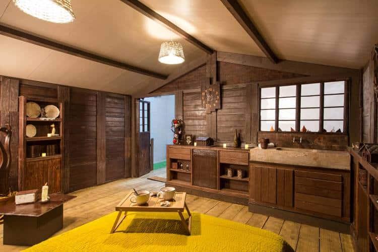 Το πιο γλυκό σπίτι του κόσμου: Ζαχαροπλάστης έφτιαξε ένα σπίτι από σοκολάτα