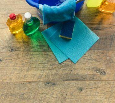 6 μη τοξικά καθαριστικά προϊόντα για το σπίτι μας